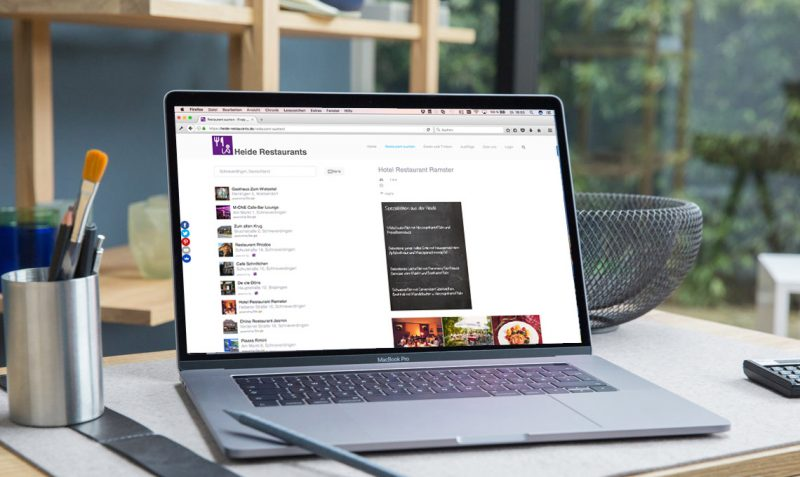 Online Marketing Agentur bei der Arbeit
