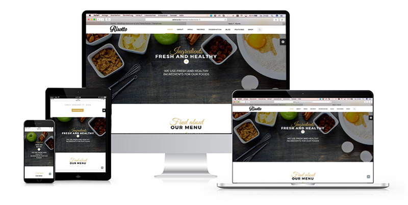 Responsive Design - Eine Webseite für alle Geräte